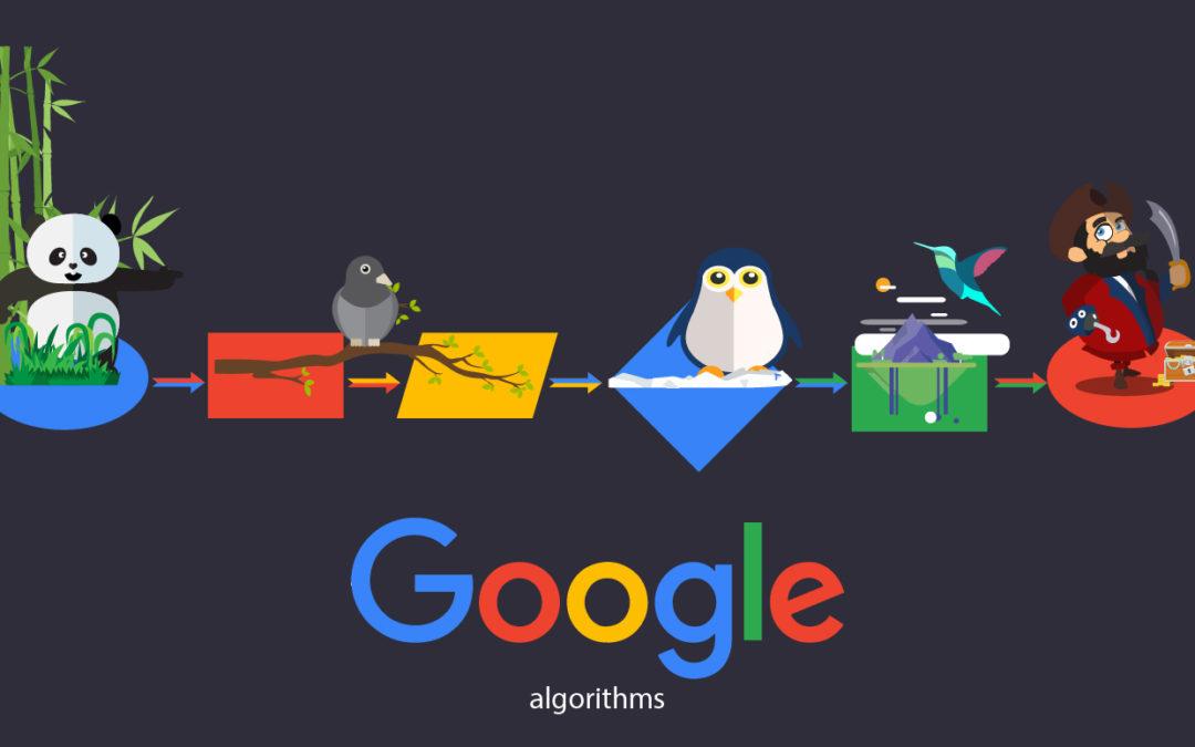 SEO and Google Algorithm